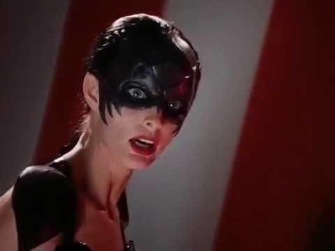 Black Scorpion unmasking scenes (BS 2)