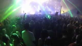 Pretty Lights @ Basslights 2014 Day 2 - Full Set (HD)