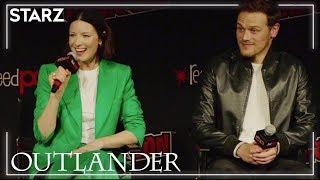 Outlander   New York Comic Con 2019 Panel   STARZ