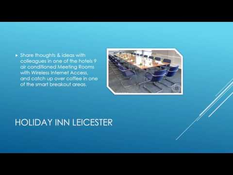 7 Meeting and Conference Venues in Leicester