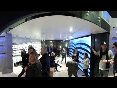 360° Ecco W-21 Store With Innovation Lab In Amsterdam