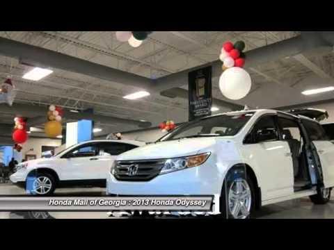 2013 Honda Odyssey Buford Ga 460678a Youtube