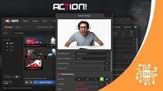 Como configurar o novo Action! para gravar gameplays e tutoriais