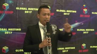 Baixar CEO OBS Group Indonesia about Global meeting