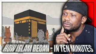 CHRISTIAN REACTS TO How Islam Began - In Ten Minutes