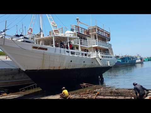 Mikumba2 dry dock
