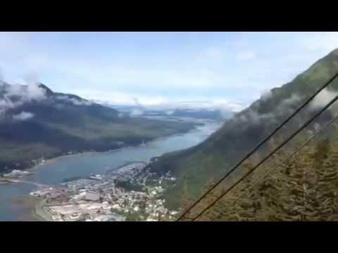 Junea Alaska port of call