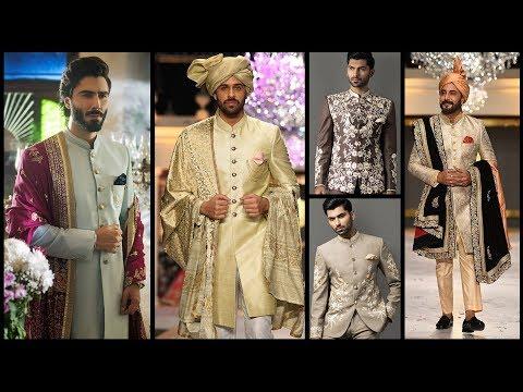 Wedding, Partywear Sherwani designs, Indowestern suit designs || Fashion style - Haute Couture, FSHC