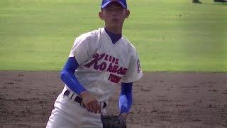 2014秋季兵庫県大会・1回戦vs須磨学園。