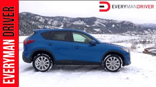 Review: 2013 Mazda CX-5 on Everyman Driver