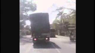 Truk Overload INDONESIA