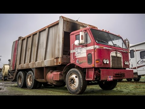1973 Kenworth Hustler - GarWood LP-900 Garbage Truck
