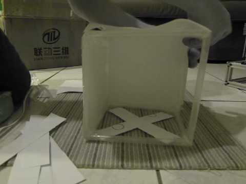 Mechanical Rigidity (Reprap Wiki) 3D Printing Series: classic cube