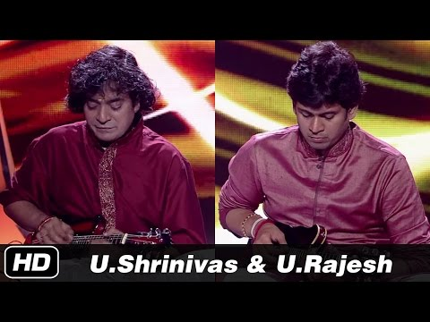 U Shrinivas Mandolin | U Rajesh | Hamsadhwani | Carnatic Classical | Idea Jalsa | Art and Artistes