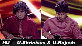 U.Shrinivas & U.Rajesh - Hasadhwani | Idea Jalsa