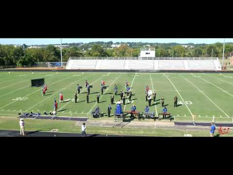 Dan River High School Marching Wildcats 9/23/2017