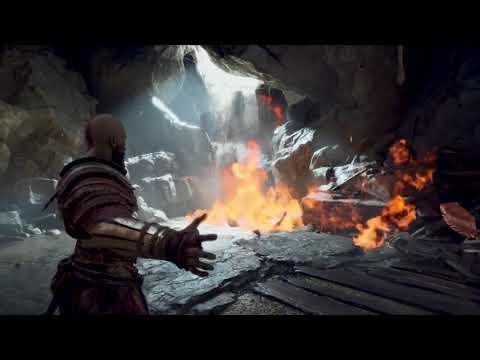 God of War Gameplay Trailer - Paris Games Week 2017