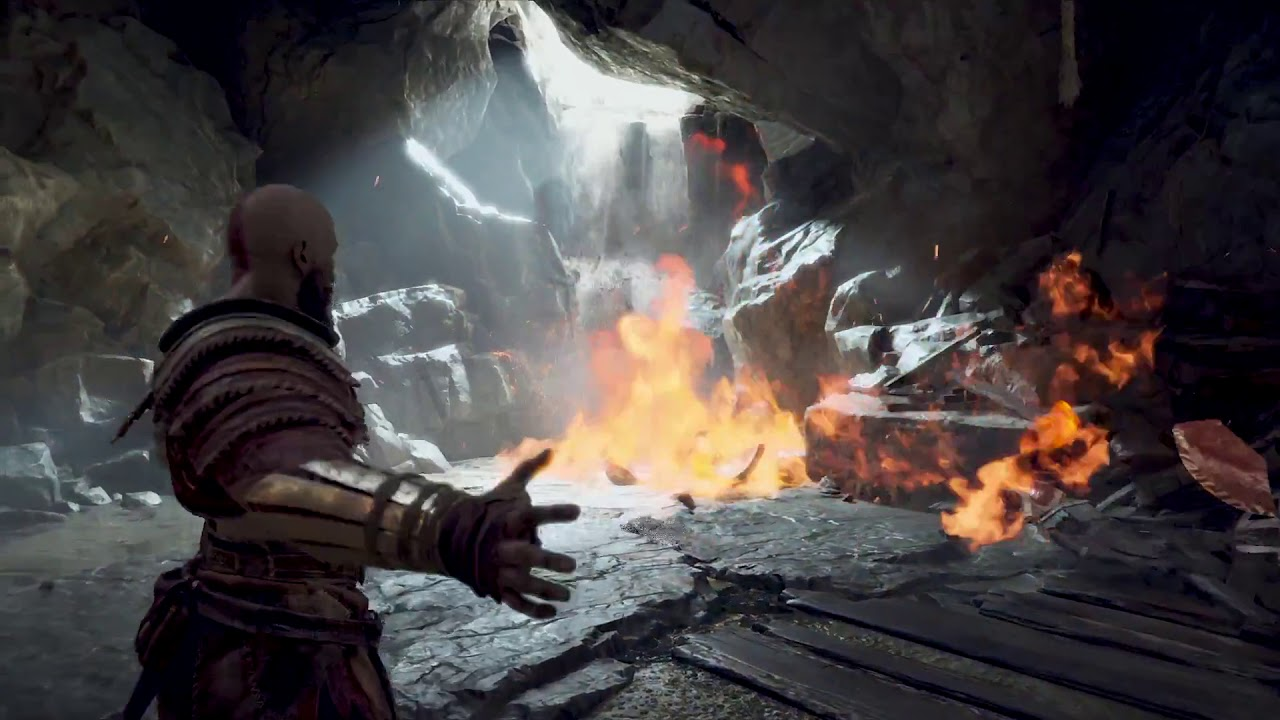 God of War Gameplay Trailer – Paris Games Week 2017
