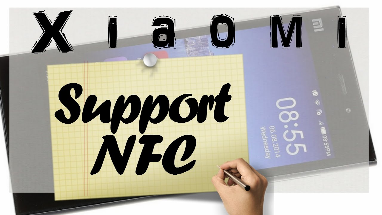 4 Smartphone Xiaomi Ini Sudah Support Nfc Youtube
