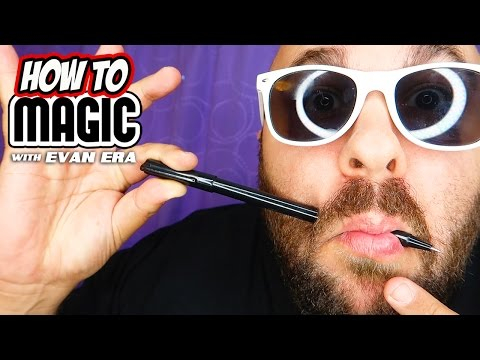 Thumbnail: 5 PEN MAGIC TRICKS!