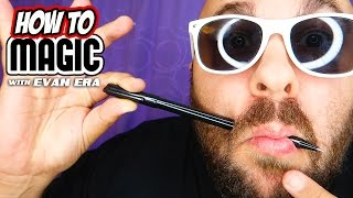 5 PEN MAGIC TRICKS!