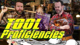 Tool Proficiencies | 5e Dungeons and Dragons | Web DM