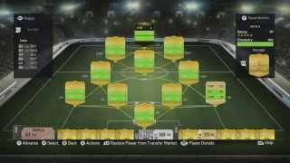 Path to Power 73 - Let The Hunt Begin - FIFA 15 Ultimate Team