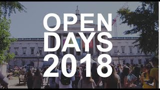 UCL Open Days 2018 thumbnail