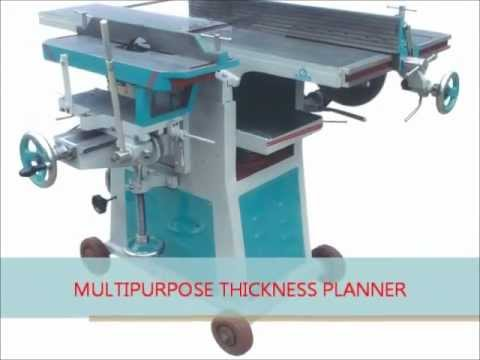 Woodworking Machinery Prince Youtube