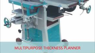 WOODWORKING MACHINERY PRINCE