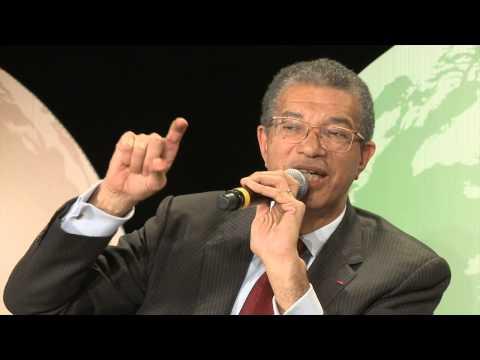 Global Conference 2014: Keynote Speech Lionel Zinsou