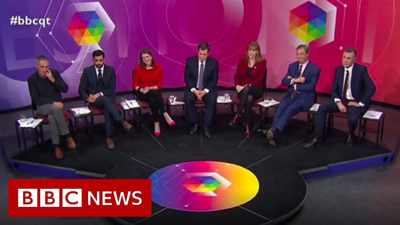 Under-30s Question Time: The Highlights - BBC News
