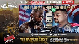 ☎️Ruiz Jr Hopes to Knockout Joshua🔥Fighting Wilder is My DREAM🙏🏼 I'm Missing The WBC Belt❗️