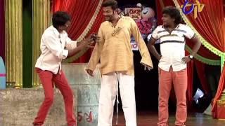 Extra Jabardasth - ఎక్స్ ట్రా జబర్దస్త్ - Super Sreenu Performance on 26th December 2014