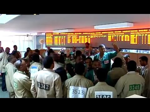 Ethiopia's Commodity Exchange