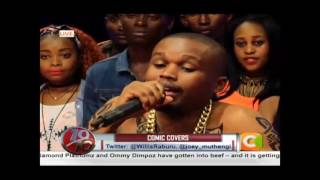 Eric Omondi & Chipukeezy; Ricky Ricks, Baby Daddy on 10 over 10