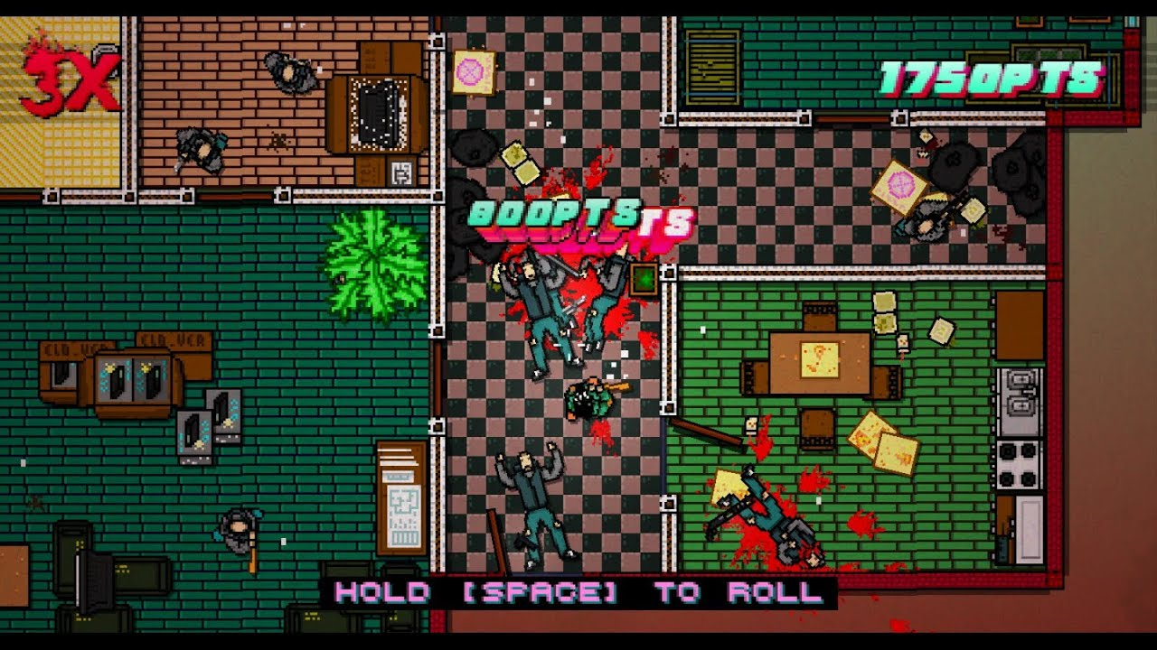 Hotline Miami 2: Wrong Number - The Level Editor