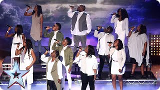 Are singers Revelation Avenue on the road to success? | Semi-Final 2 | Britain's Got Talent 2015