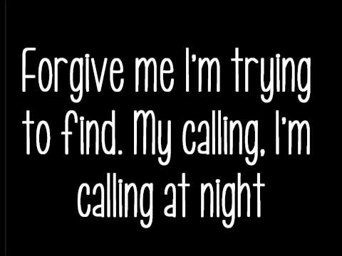 All Time Low - Remembering Sunday [ Lyrics On Screen ]