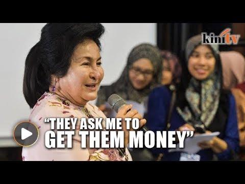 Rosmah: I have no budget