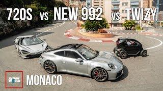 Monaco F1 Lap Time Challenge [Feat. Paul Wallace & Seb Delanney] | Eᴘ48: Mᴏɴᴀᴄᴏ