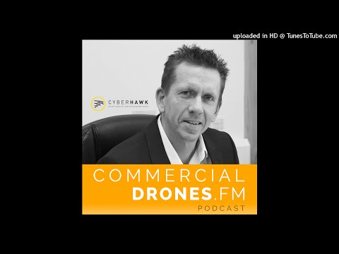 #050 - Oil And Gas Inspection Drones with Cyberhawk's Chris Fleming