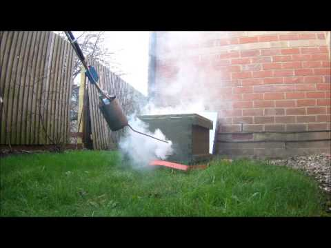 homemade fogger - YouTube