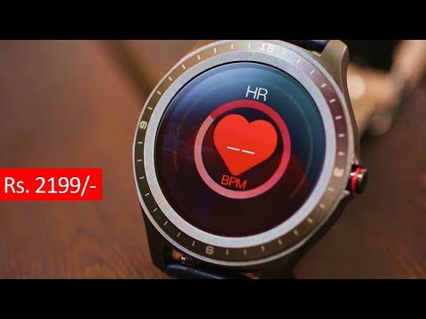 Best Smartwatch in Budget   + Giveaway🔥❤️🔥