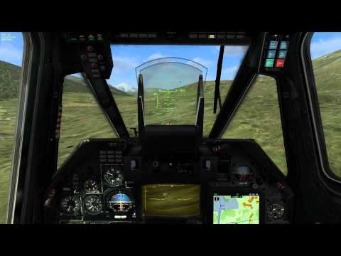 DCS World KA-50's view Asset Extraction - Failed