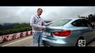 Test BMW Seria 3 GT 320d