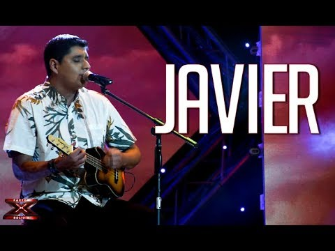Javier todo un artista en escenario | Noches de películas | Factor X Bolivia 2018