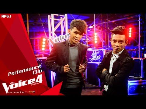 The Voice Thailand - เดย์ VS ซี - ดูโง่โง่ - 25 Oct 2015