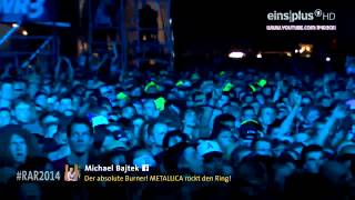 Metallica - Ride the Lightning (LIVE Stream - Rock am Ring 2014) #rar2014