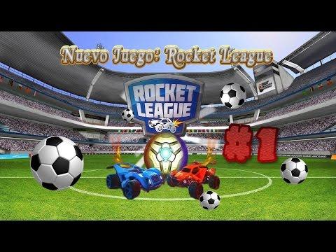 Presentando el canal unidos!Rocket League.